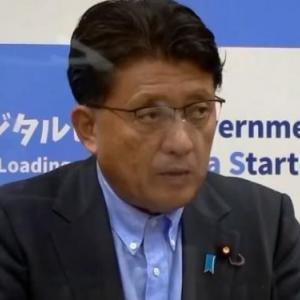 平井卓也デジタル相が脅迫発言!「五輪でぐちぐち言ったら干す」「(NEC会長の名前を出して)脅しといて」
