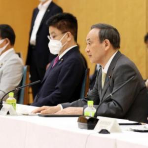【悲報】観客上限1万人で正式決定へ!菅義偉首相が譲らず!専門家はリバウンド警戒で指摘するが・・・