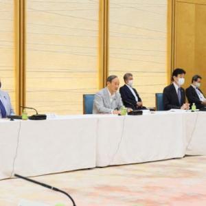 【遅い】菅首相が30兆円規模の追加経済対策指示へ 今度こそ特別定額給付金か 露骨な衆院選アピール
