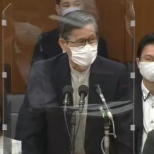 尾身茂会長が最悪予想を国会で言及!「東京で1日の新規感染者数が1万人に達することもあり得る」