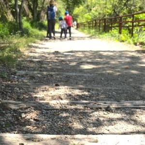 JR福知山線廃線敷ハイキング