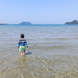 家族におすすめの海 和歌山県 西広海岸