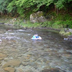 川遊びスポット 丹生川上神社
