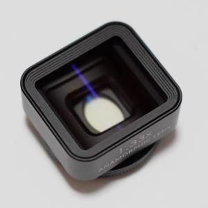 アナモルフィックレンズを使ってみた Ulanzi Anamorphic Lens