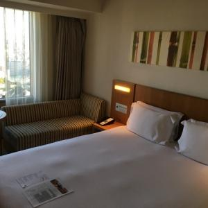 《国内プチトリップ》スイスホテル南海 ≪客室内について≫
