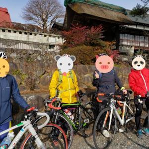 2020青梅七福神サイクリング