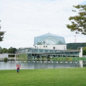栃木県なかがわ水遊園 水遊園の周りの散歩と穴場の場所【大田原市】