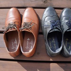 大切にしたい革靴のお手入れ