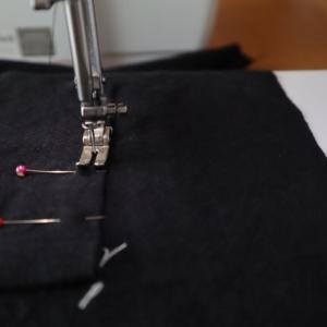 ガーゼ生地以外に品薄なもの。5/12のハンドメイドナチュラル服の制作