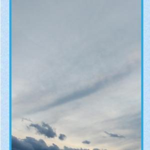 空に想いを馳せる日☆9年