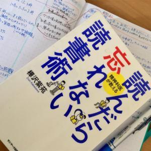 もう「読んだつもりにはならない」おすすめの読書術の本。『読んだら忘れない読書術』樺沢紫苑著