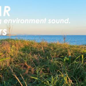 ASMR | 睡眠 | 海を眺めて時間を忘れる動画 | 3時間 | wave sound