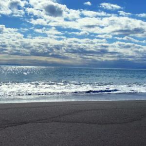 青空の海の波の音 | 3時間 wave sound |  ASMR |  睡眠