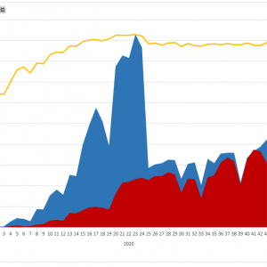 Google検索エンジンの傾向とサイト更新方針考察(トレンド性のない記事)