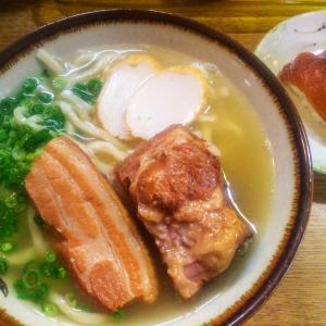 【元祖大東そば➁】ちゃんぷるーメニュー消滅でショックを受けつつもおすすめお得セットの大東寿司が美味しくてニッコリした話