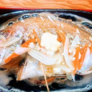 【みーかがん食堂】糸満道の駅でニンニク香る魚バター焼きを食べた話