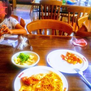 『シェーキーズ』ピザだけじゃないよ!スパゲッティやカレーも美味しくて炭水化物祭りでお腹いっぱいした話