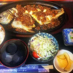 【魚まる④】激うま!シチューマチのバター焼き定食でお腹いっぱい大満足した話
