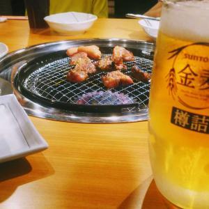 【ゆうえな】焼肉&居酒屋ハイブリットなメニューで食べ飲み放題楽しんで泥酔した話