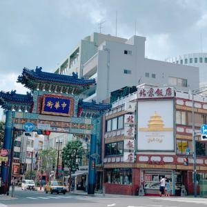 誕生日は横浜中華街へ