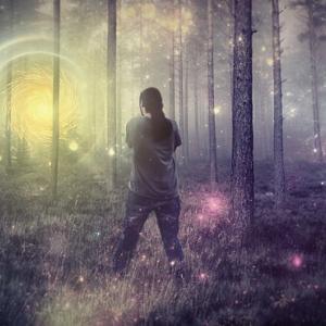 【ヨガ瞑想】目をつぶると急に映像が見えるようになった これが魔境!?