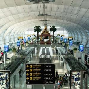 摩訶不思議な場所「デンバー国際空港」