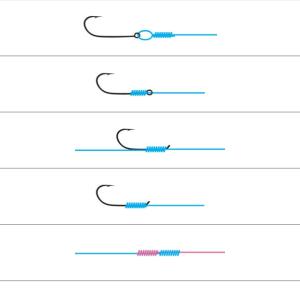 釣りに便利なアプリ。釣りの結び方。