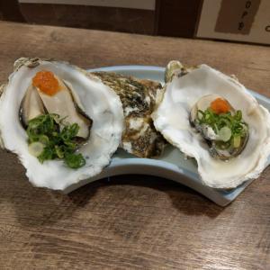 【高松市】特別編(前編) 海鮮立呑 牡蠣スタンド