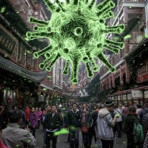 お馬鹿投資家、コロナウイルスに感染しました。