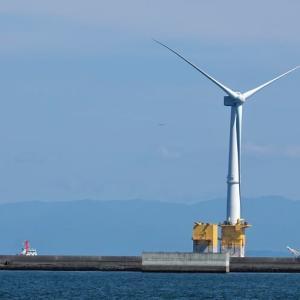 福島から来た風力発電