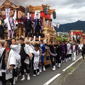 2019 秋祭り