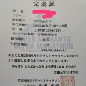 【速報】四万十川ウルトラ走ったぜ!