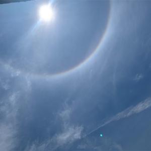 【捨て記録】まーるい虹とラロッシュポゼ