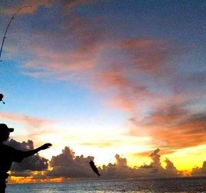 北大東島で釣り【エピローグ】