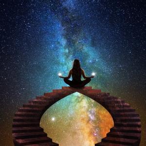 瞑想チャネリング ハイヤーセルフからのメッセージを受け取る