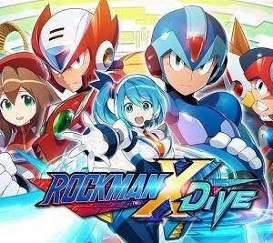 『ロックマンX』シリーズ最新アプリ『ロックマンX DiVE』が2020年秋に配信決定!