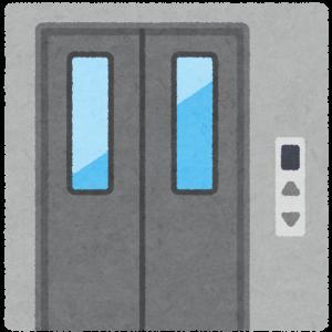 ウーバーイーツ配達員「エレベーターで井戸端会議しないで」