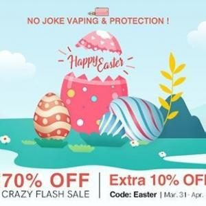Vapeourcing Father's Day SALE 情報