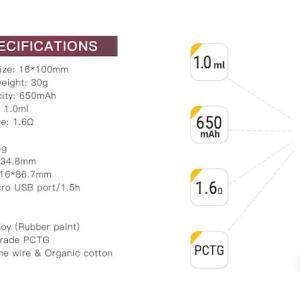 wellontech STAN Pod Starter Kit(提供品)