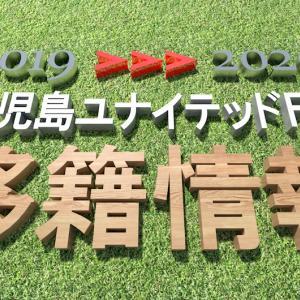 移籍動向2019-2020『鹿児島ユナイテッドFC』