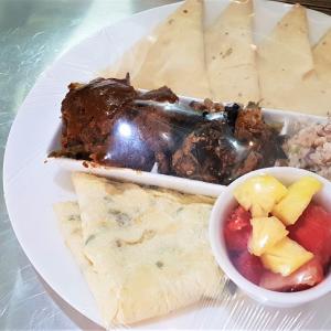 モルディブローカル飯「朝食編」現地の人はなにを食べてるの?