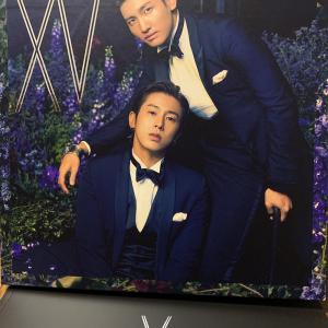 東方神起 15th ANNIVERSARY ALBUM「XV」発売おめでとう