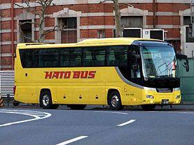 はとバス初の男性ガイドデビュー