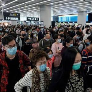 注意)新型肺炎拡大、中国感染者6千!タイ14例、シラチャでも疑い、注意を!