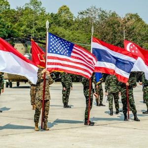 タイ)軍事演習「コブラゴールド」開催!パタヤにも米海軍が(動画付き)
