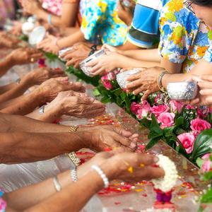 タイ)文化省、今年のソンクラン(水かけ祭り)は全て中止、延期を求める