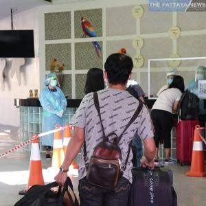タイ)本日新規感染者5人、全員帰国者 国内は感染者0が19日目