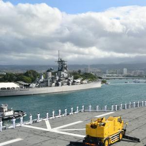海自「いせ」「あしがら」真珠湾到着!RIMPAC参加へ(写真付き)