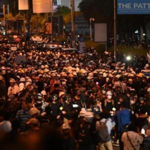 注意:バンコク)本日、明日も政治集会予定、大使館より注意喚起