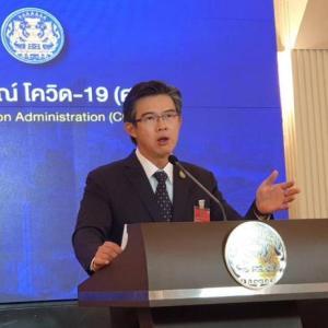 タイ政府、非常事態宣言を11月末まで延長 本日閣議決定